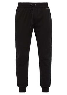 Calvin Klein Underwear Drawstring cotton-blend lounge trousers
