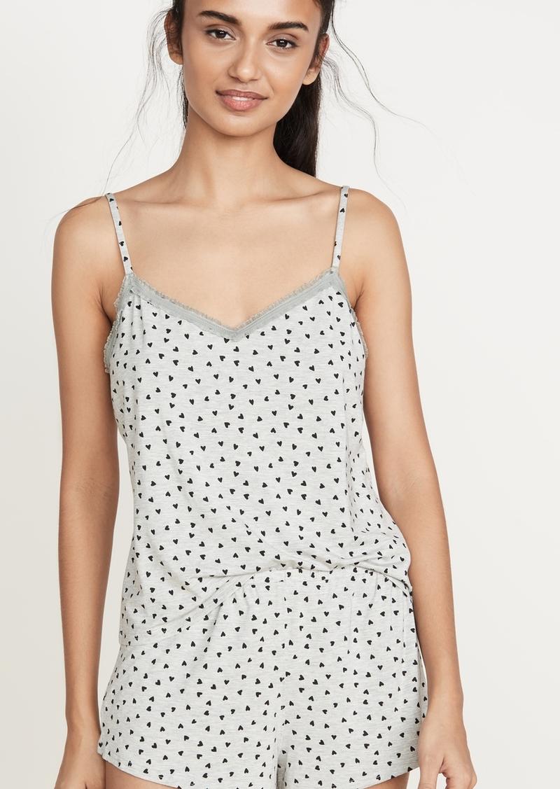 Calvin Klein Underwear Hearts PJ Set
