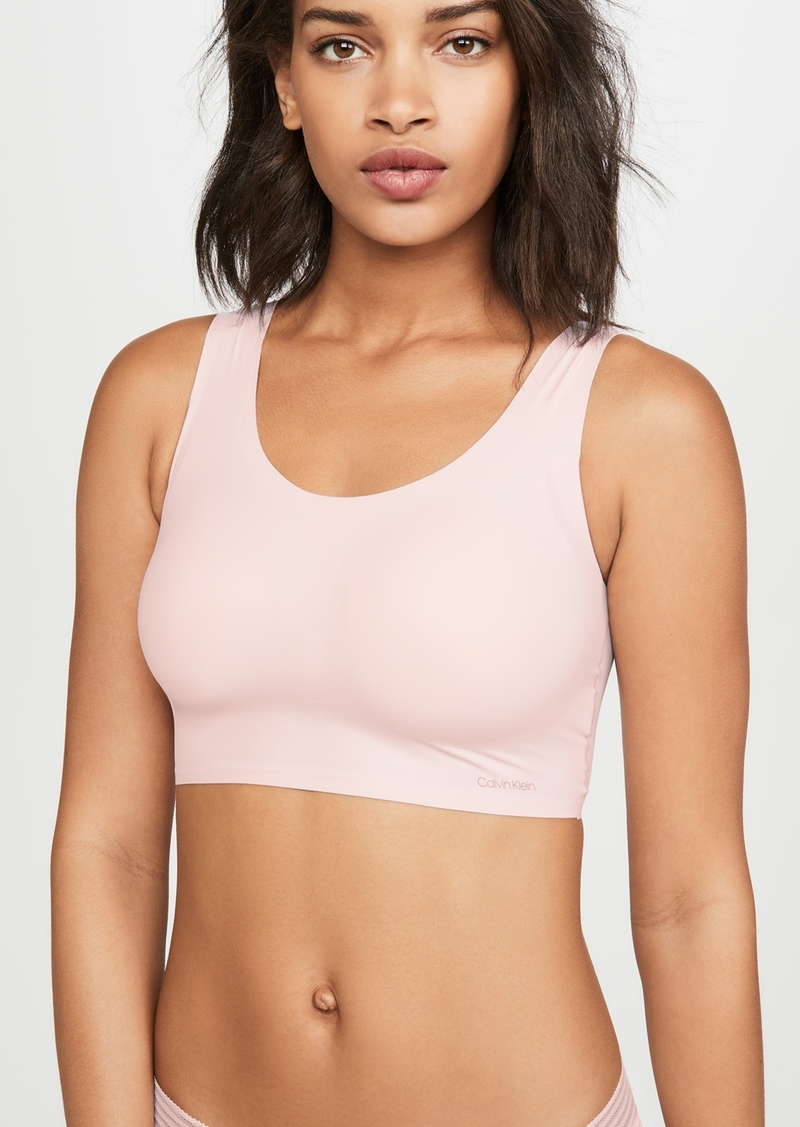 Calvin Klein Underwear Invisibles Lightly Lined Bralette