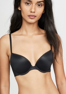 Calvin Klein Underwear Liquid Touch Push Up Plunge Bra