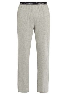 Calvin Klein Underwear Logo-print stretch-cotton pyjama trousers
