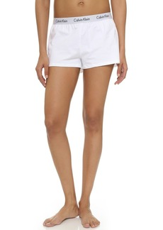 Calvin Klein Underwear Logo Sleep Shorts