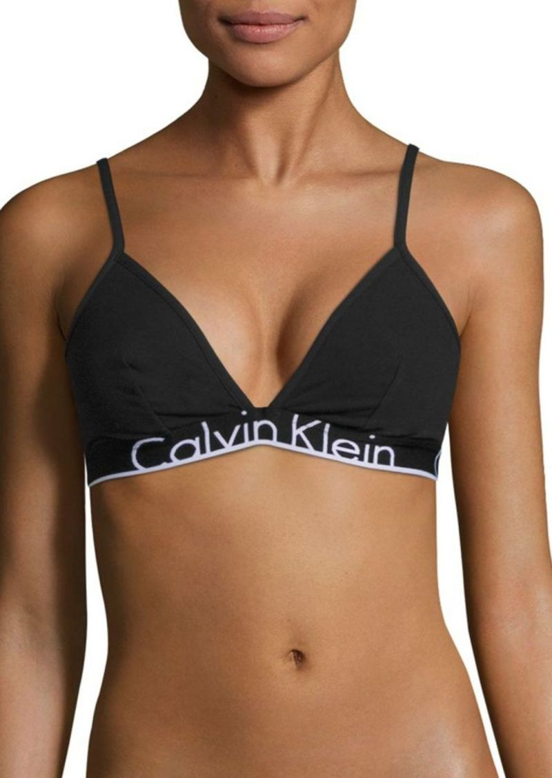Calvin Klein ID Cotton Triangle Bra
