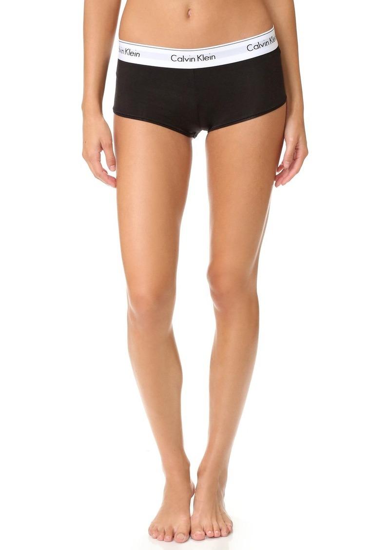 fe255ace047e2 Calvin Klein Calvin Klein Underwear Modern Cotton Boy Shorts