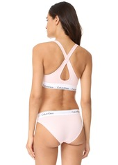 Calvin Klein Underwear Modern Cotton Lightly Lined Bralette