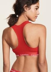 Calvin Klein Calvin Klein Underwear Modern Cotton Rib Unlined ... a1df15fd5b9