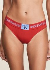 Calvin Klein Underwear Monogram Bikini