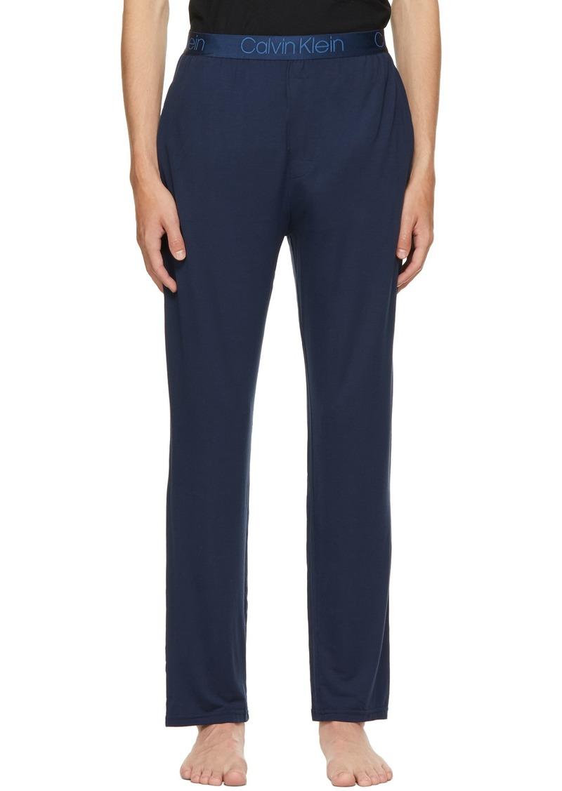 Calvin Klein Underwear Navy Modal Ultra-Soft Lounge Pants