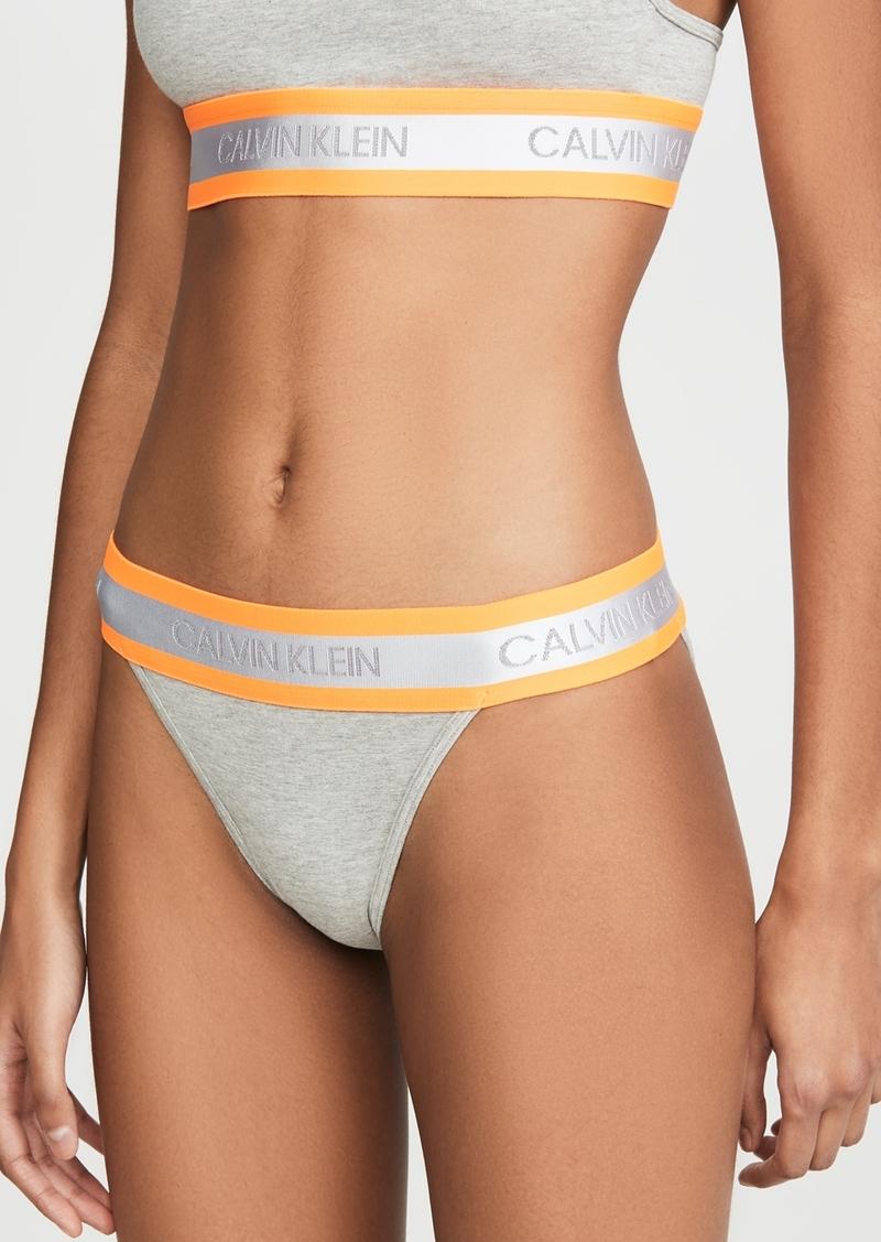 Calvin Klein Underwear Neon Cut Bikini