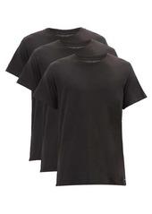 Calvin Klein Underwear Pack of three cotton-jersey T-shirts