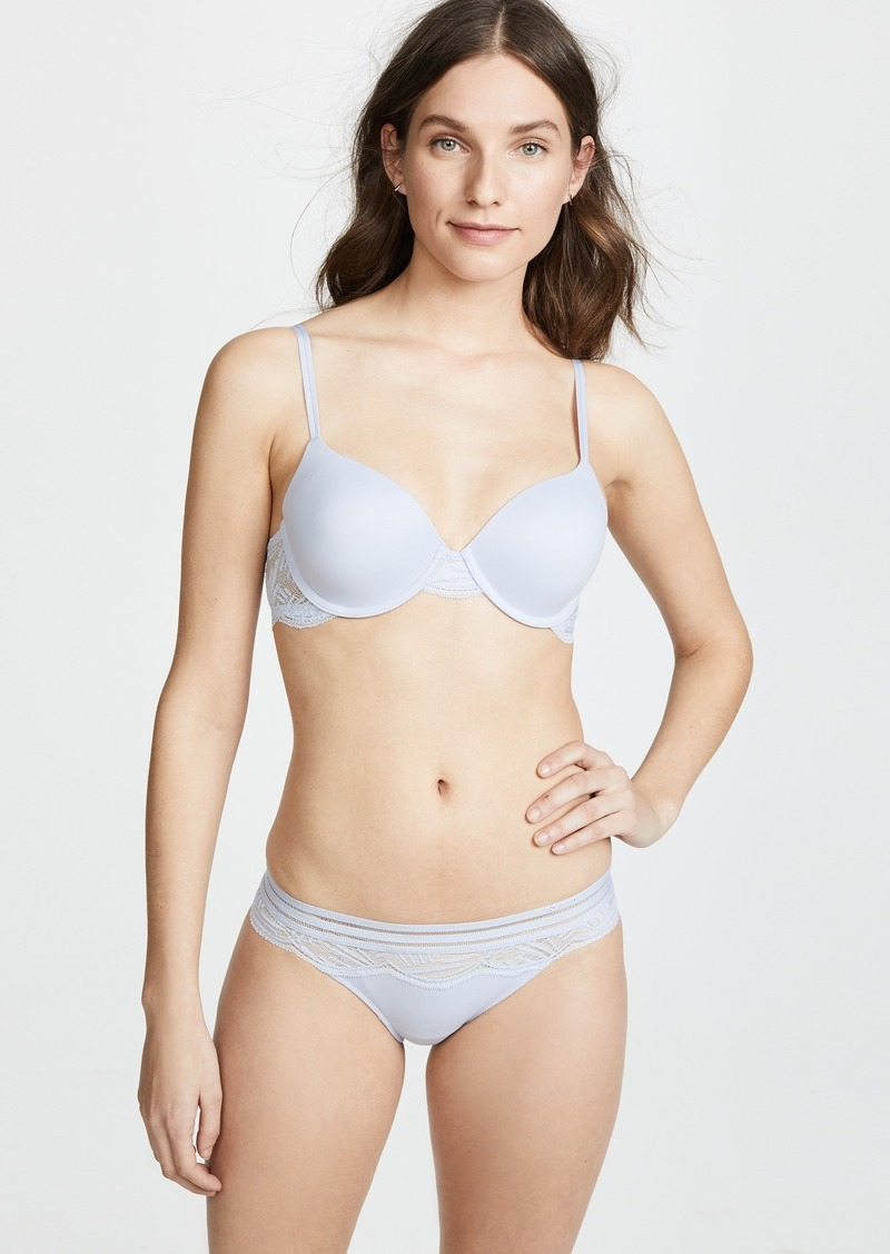 3e1ca4ccfb851 Calvin Klein Underwear Perfectly Fit Slipcover Lightly Lined Full Coverage
