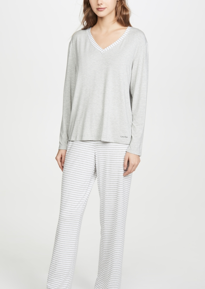 Calvin Klein Underwear Premium PJ Set