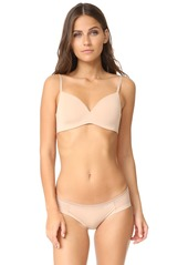 Calvin Klein Underwear Sculpted Lightly Lined Triangle Bra