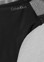 a522a7b5fd ... Calvin Klein Sculpted stretch-jersey and mesh briefs