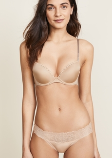 Calvin Klein Underwear Seductive Comfort Customized Lift Bra
