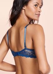 Calvin Klein Underwear Seductive Comfort Demi Lift Multiway Bra