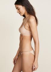 Calvin Klein Underwear Sheer Marq Demi Unlined Bra