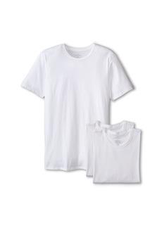 Calvin Klein Short Sleeve Cotton Classic Slim Fit Crew