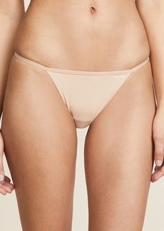 Calvin Klein Underwear Sleek Model Thong