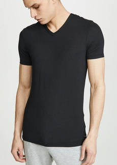 Calvin Klein Underwear Ultra Soft Modal Short Sleeve V Neck T-Shirt