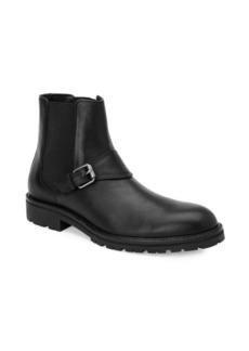 Calvin Klein Upton Leather Chelsea Boots