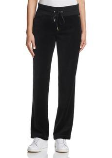 Calvin Klein Velour Pants