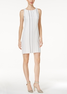 Calvin Klein Striped Shift Dress