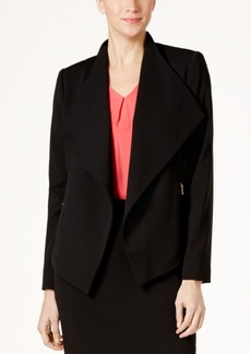 Calvin Klein Wing-Collar Blazer
