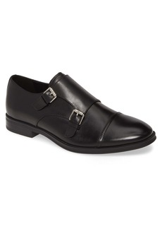 Calvin Klein Winthrope Double Monk Strap Shoe (Men)