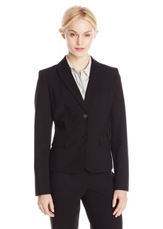 Calvin Klein Women's 2 Button Suit Jacket