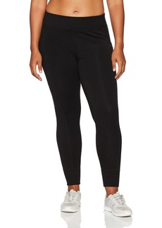 "Calvin Klein Women's 32"" Inseam Control Waistband Full Length Legging (Regular & Plus Sizes)"