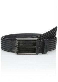 Calvin Klein Women's 35Mm Trapunto Strap Belt