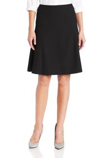 Calvin Klein Women's A-Line Suit Skirt