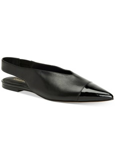 Calvin Klein Women's Alannah Pointed-Toe Flats Women's Shoes
