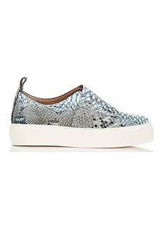Calvin Klein Women's Ariel Python Platform Sneakers