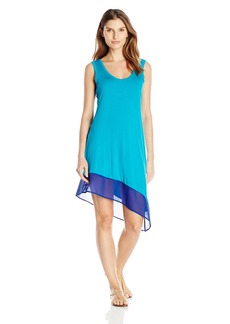 Calvin Klein Women's Asymetrical Dress Cover Up