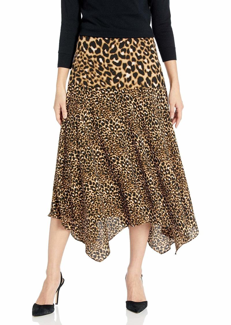 Calvin Klein Women's Asymmetrical Skirt