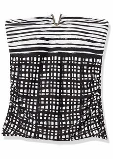 Calvin Klein Women's Bandini Swimsuit