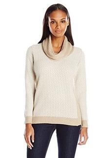 Calvin Klein Women's Basket Weave Sweater
