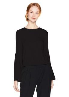 Calvin Klein Women's Bell Sleeve Top  M