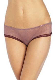 Calvin Klein Womens Brief Panty Encounters Hipster Panty  arge