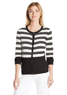 Calvin Klein Women's Button Cardigan  L