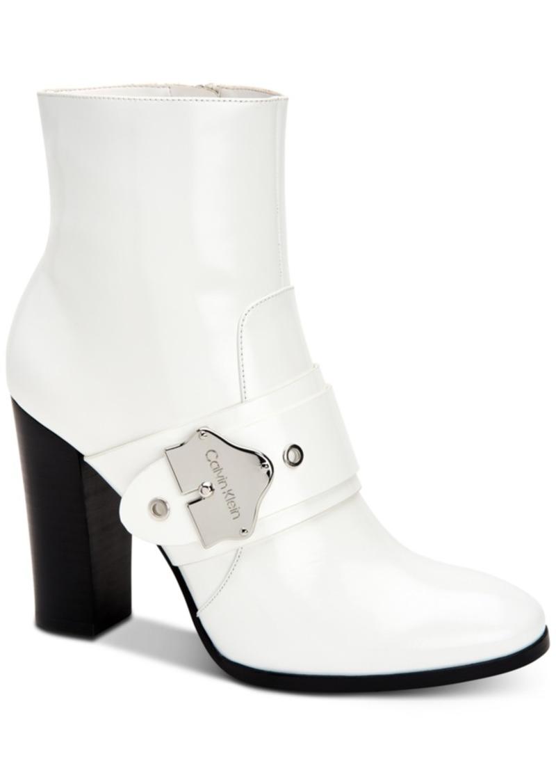 Calvin Klein Women's Cai Booties Women's Shoes