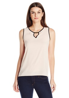 Calvin Klein Women's Career Fashion Top