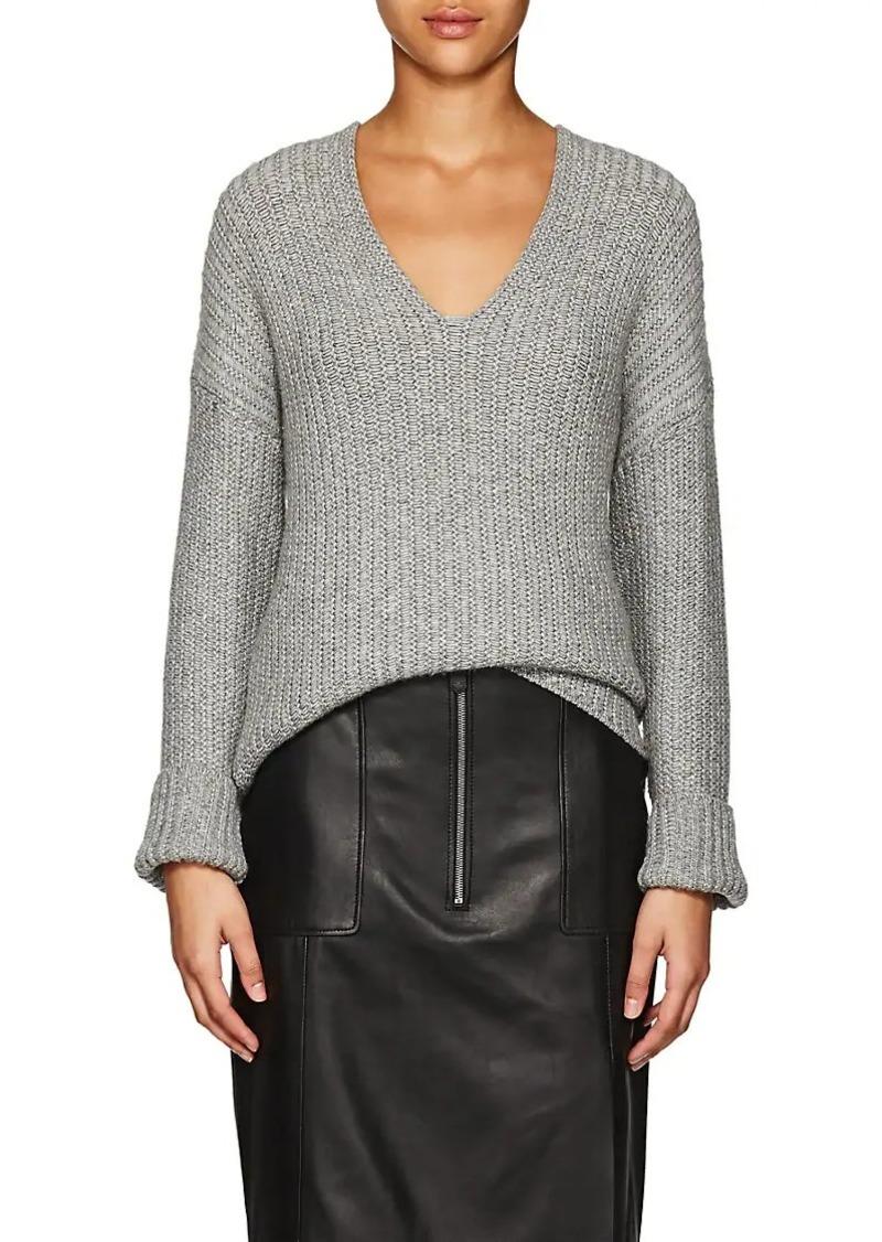 370184ea0325a Calvin Klein Calvin Klein Women s Cashmere-Blend V-Neck Sweater