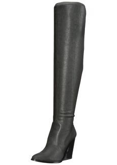 Calvin Klein Women's Catia Over The Knee Boot  7 Medium US