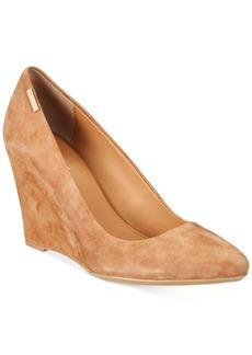 Calvin Klein Women's Celeste Wedges Women's Shoes