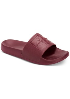 Calvin Klein Women's Christie Pool Slides, Created For Macy's Women's Shoes
