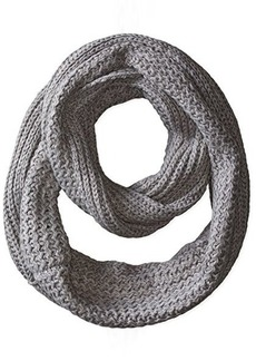 Calvin Klein Women's Chunky Cross Weave Infinity Scarf