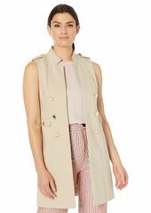 Calvin Klein Women's CK Button Vest